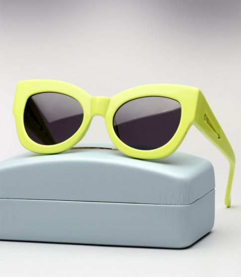 Karen Walker Northern Lights - Fluro Yellow