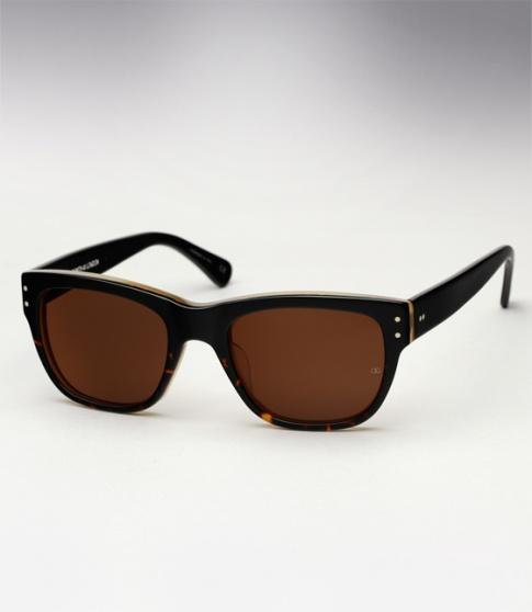 cde97ae2dce1 Oliver Goldsmith Consul Sunglasses - Tortoiseshell Split