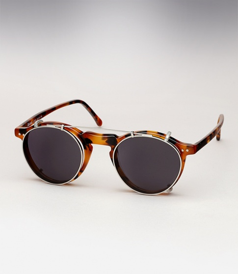 8ca3825dda6 Illesteva Capri sunglasses - Light Tortoise
