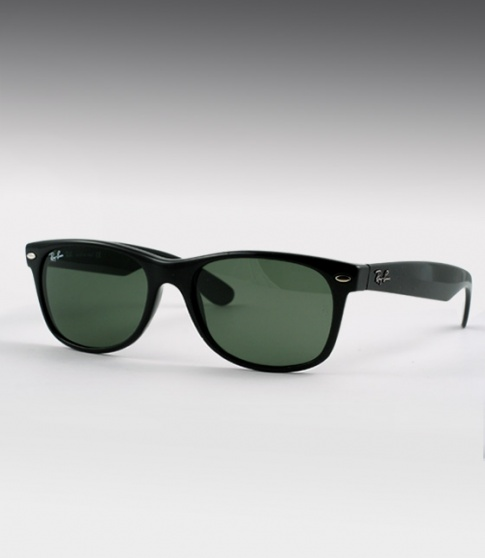 Ray Ban RB 2132 New Wayfarer - Black