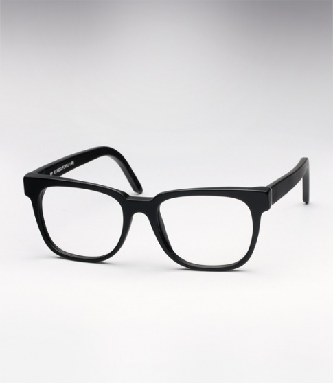 Super People Optical Matte Black