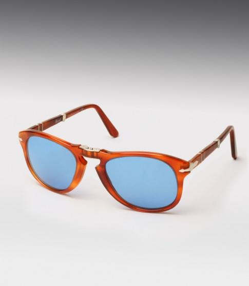 177e94eda1d Persol 714 sunglasses - Honey Tortoise   Blue lenses - Steve McQueen