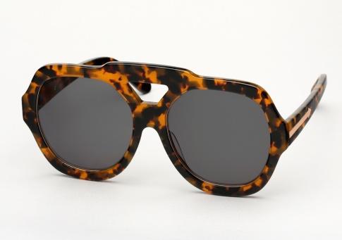 34df48537e4 Karen Walker Utopia Sunglasses - Tortoise