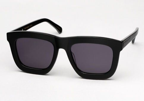 c5b9ff53c4d Karen Walker Deep Worship Sunglasses - Black