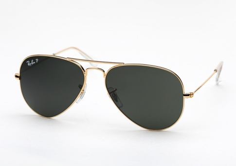 ray ban aviator g15 polarized