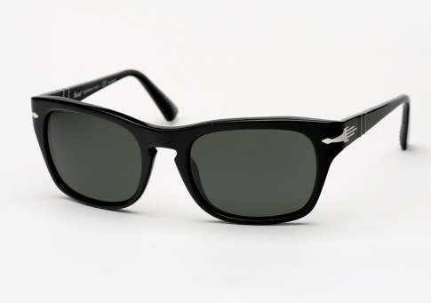 Persol 3072 Film Noir Edition - Black w/ G15 Polarized