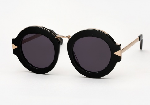 Karen Walker Maze - Black and Gold
