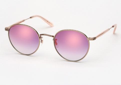 Wilson sunglasses - Pink & Purple Garrett Leight vpSE2Us5j
