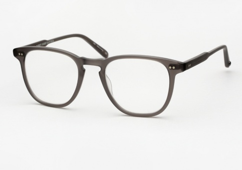 Garrett Leight Brooks - Matte Grey + Clip (Eye)