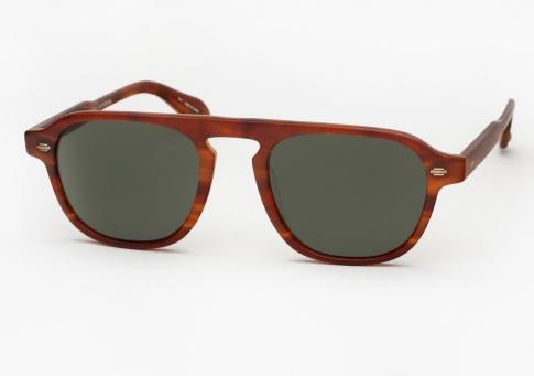 Grayson sunglasses - Brown Garrett Leight HZK4CoIhk