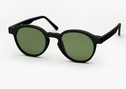 Black matte The Iconic sunglasses Super m6p6hFF