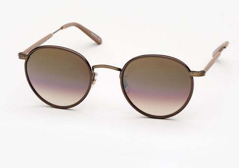 Wilson sunglasses - Brown Garrett Leight IZMJI