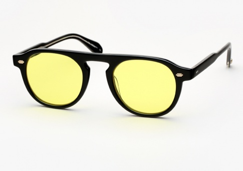 d1a47d96faf2c Garrett Leight X Nick Wooster Sunglasses - Harding in Sunshine