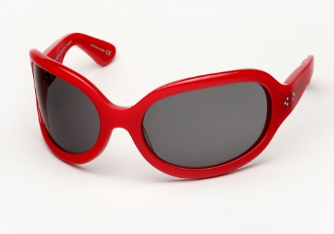 Oliver Goldsmith Yuhu (1966) - Red