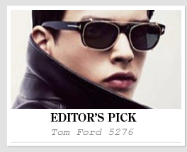 Editor's Choice: Tom Ford 5276 Eyeglasses