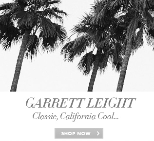 Garrett Leight Sunglasses Holiday Collection