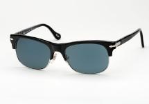 10268c7446fe9 Persol 3034 - Black w  Blue Polarized. Persol Sunglasses