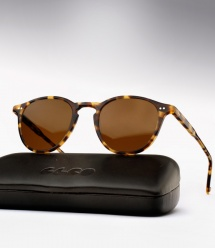 Garrett Leight Hampton - Dark Tortoise
