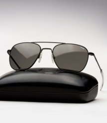 Randolph Engineering Aviator - Matte Black / Grey