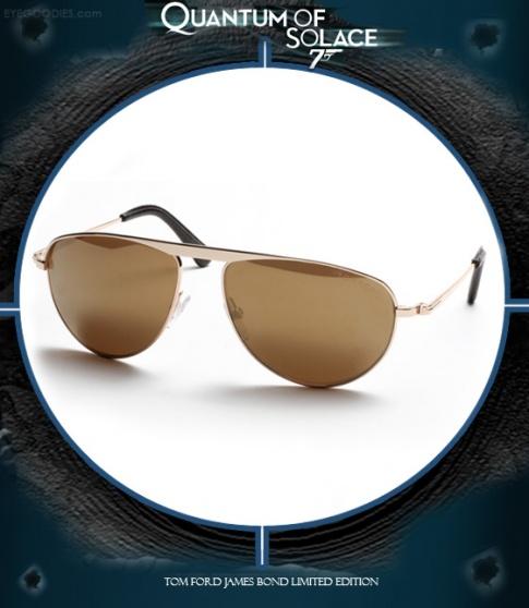 de91b89c5e Tom Ford James Bond TF 108 Sunglasses - Quantum of Solace