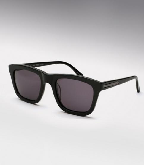 4eb8fc378d Karen Walker Deep Freeze Sunglasses Black