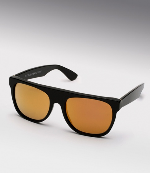 Super Flat Black 24k Sunglasses Super Flat Black 24k