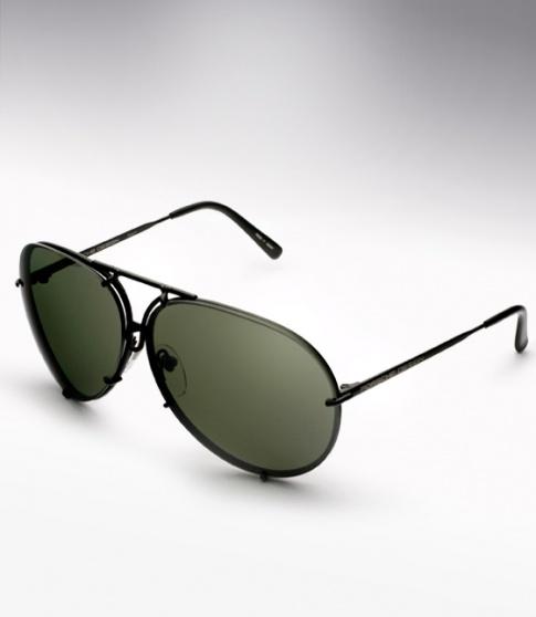 f9e0da7b5d6e8 Porsche Design P 8478 Sunglasses in Matte Black