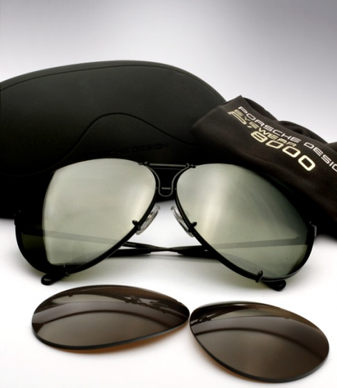 lentes de sol porsche design p8478 intercambiables ent inm. Black Bedroom Furniture Sets. Home Design Ideas