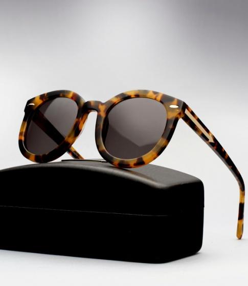 020bec0580 Karen Walker Super Duper Strength Sunglasses - Tortoise