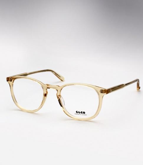 68a720b26fb Garrett Leight GLCO Kinney Eyeglasses - Champagne