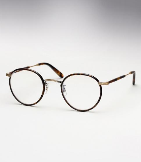 a0aa15ba7c88 Garrett Leight GLCO Wilson Eyeglasses - Bourbon Tortoise / Matte ...
