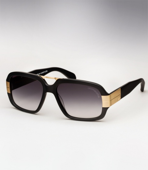 ba1e0c507010f Mosley Tribes X Crooks   Castles - Castellano Sunglasses - Matte ...
