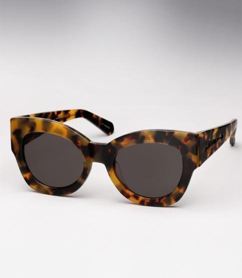 Karen Walker Northern Lights Sunglasses Tortoise