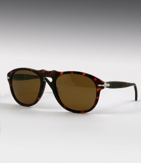 Persol 649S - Tortoise / Brown Polarized