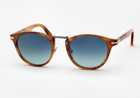 7fbedf2925d7 Persol 3108 Typewriter Edition Sunglasses - Honey Tortoise