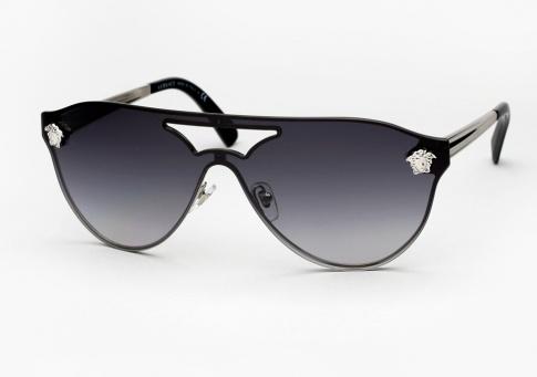 fef4b696c0 Versace 2161 sunglasses - Silver w  Grey Gradient
