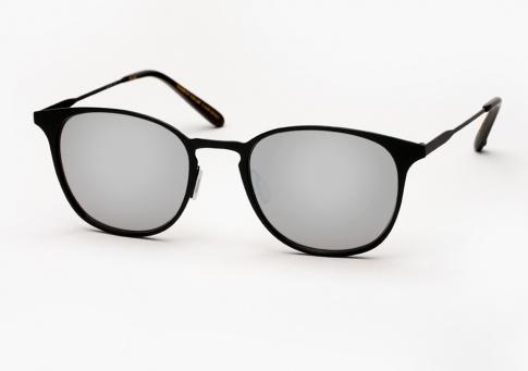 9a3875e5a8 Garrett Leight Kinney M sunglasses - Black Glass